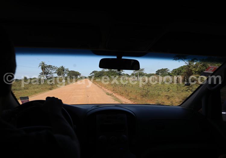 Séjour avec chauffeur guide au Paraguay, Yvy