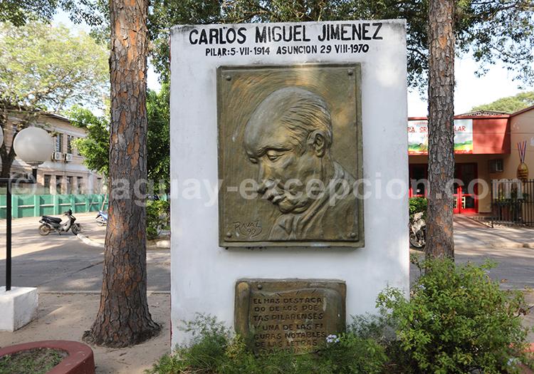 Poètes du Paraguay : Carlos Miguel Jiménez