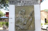 Poète du Paraguay, Emiliano R. Fernández