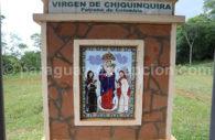 Route des Vierges patrones nationales, Paraguay