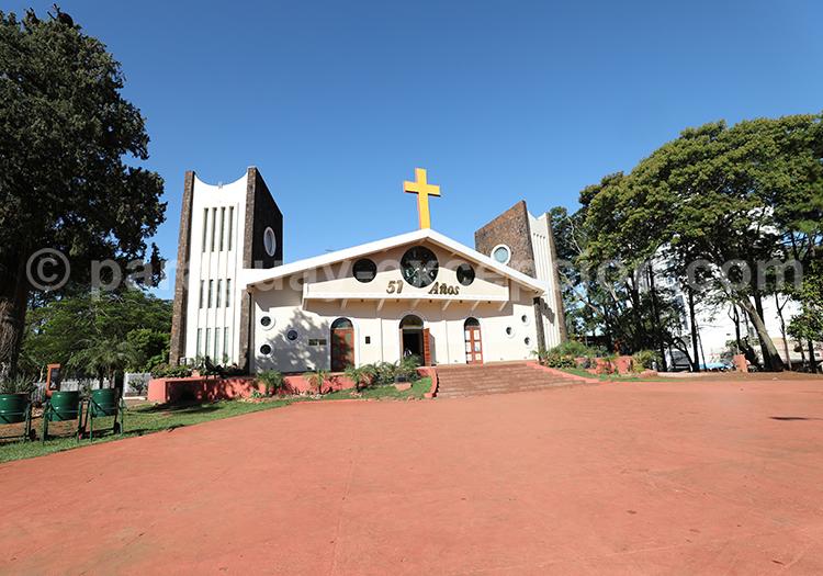 Cathédrale San Blas, Ciudad del Este, Paraguay
