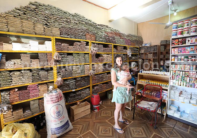 Boutique, épicerie du marché Abasto, Ciudad del Este
