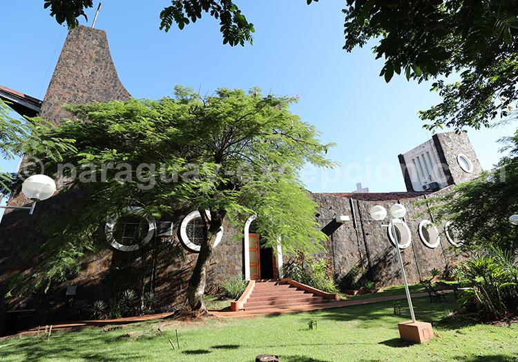 Cathédrale San Blas, religion à Ciudad del Este, Paraguay