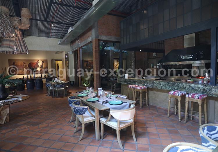 Où diner à Asunción : Pozo Colorado