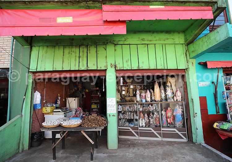 Que voir dans le marché Abasto à Ciudad del Este, Paraná