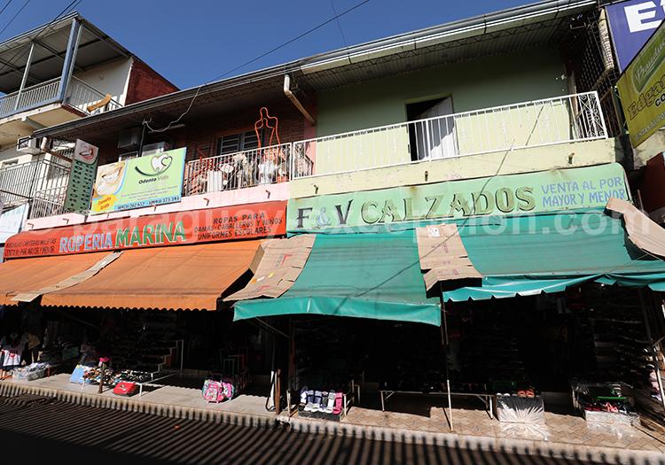 Que trouver au marché Abasto, typique de la ville de Ciudad del Este