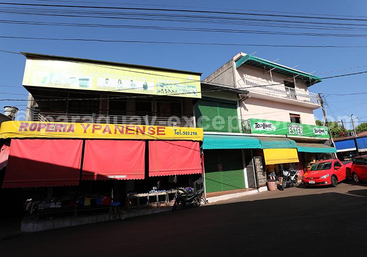 Se rendre au marché Abasto, célèbre marché du Paraguay
