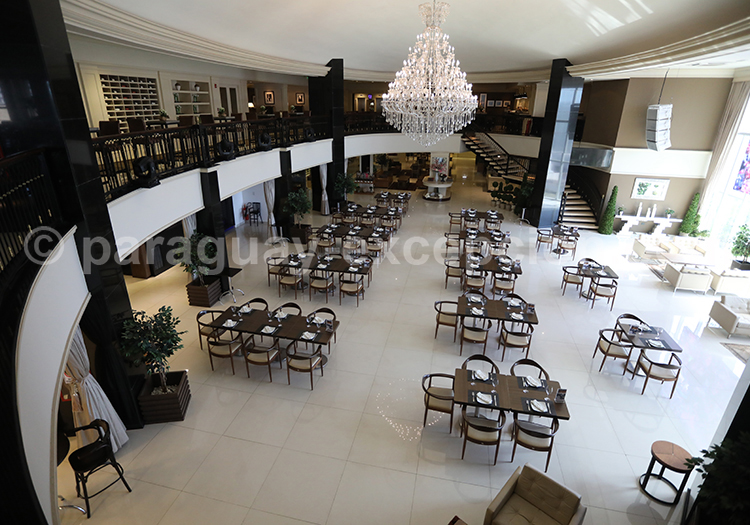 Découvrir le restaurant Sax à Ciudad del Este, Paraguay