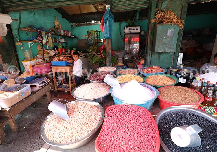 Les trésors du marché Abasto de Ciudad del Este, Paraguay