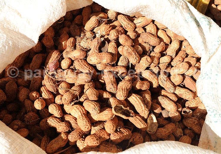Cacahuètes à Ciudad del Este, Paraguay