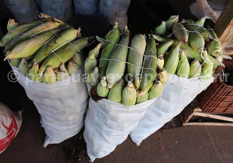 Sac de légumes, Abasto, Ciudad del Este