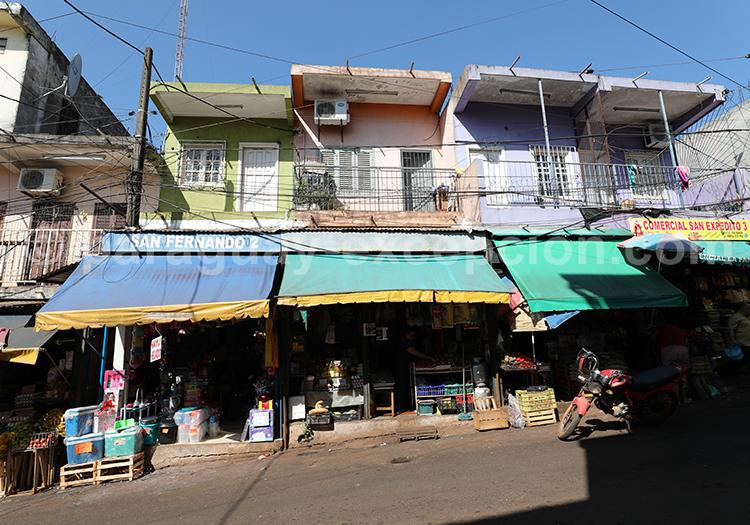 Abasto, le célèbre marché de Ciudad del Este
