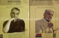 Augusto Roa Bastos, écrivain célèbre du Paraguay