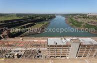 Barrage binational Itaipu, Paraguay