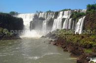 Chutes d'Iguaçu, Argentine