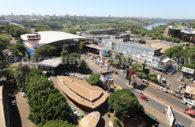 Complexe douanier paraguayen, Ciudad del Este