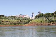 Situation géographique de Ciudad del Este, Paraguay