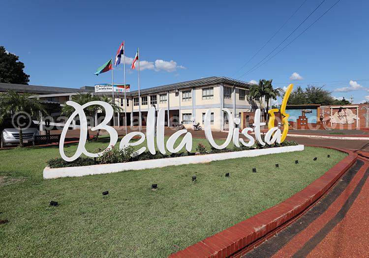 Bella Vista, ville du Paraguay dans la région Yvy