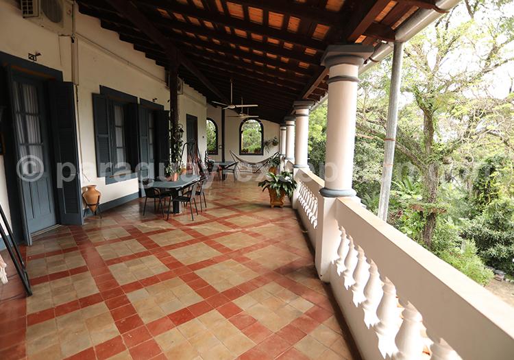 Découvrir l'hôtel Del Lago, San Bernardino, Paraguay