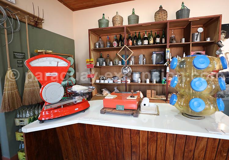 Musée Casa Raatz, Bella Vista, Paraguay