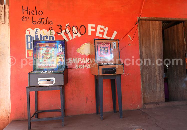 Lieu de divertissement dans la campagne paraguayenne, Paraná