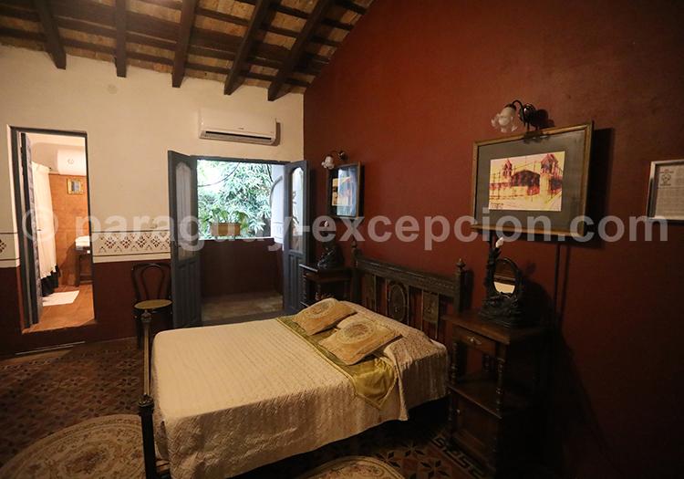 Dormir à San Bernardino, hotel del Lago, Paraguay