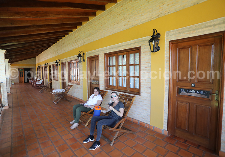 Où dormir près d'Encarnación : Estancia Tacuaty, Yvy