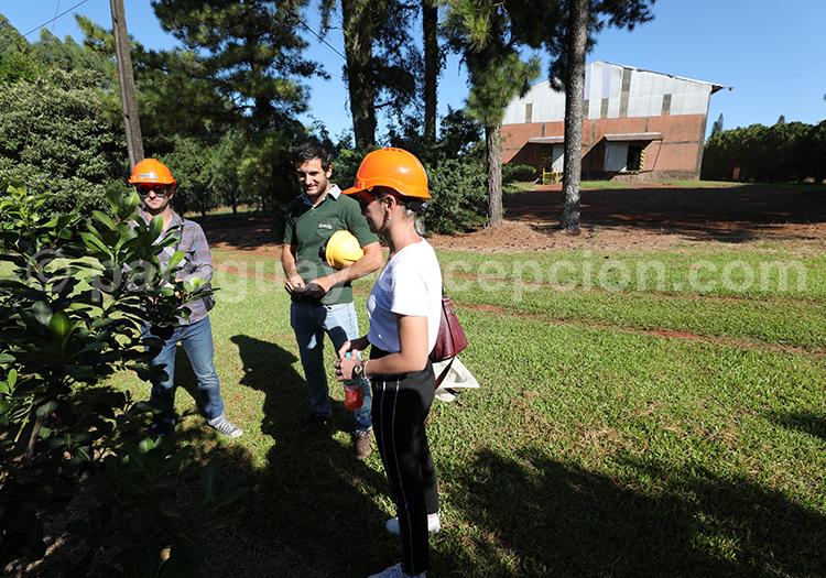 Visiter la manufacture Yerba Selecta, Bella Vista, Paraguay