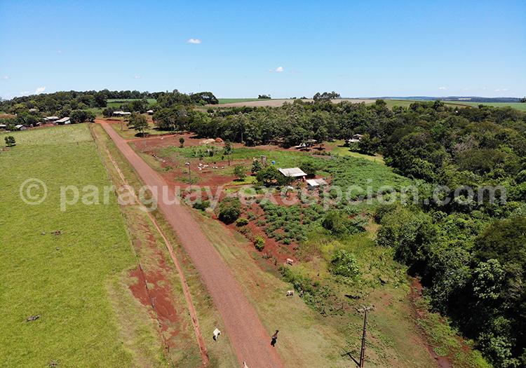 Que voir dans la région Yvy, Bella Vista, Paraguay