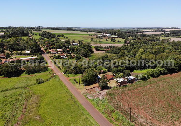 Que voir à Bella Vista, Yvy Paraguay
