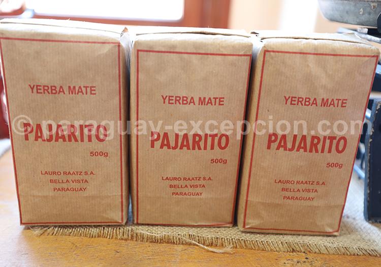 Yerba Maté du Paraguay, musée Casa Raatz, Bella Vista