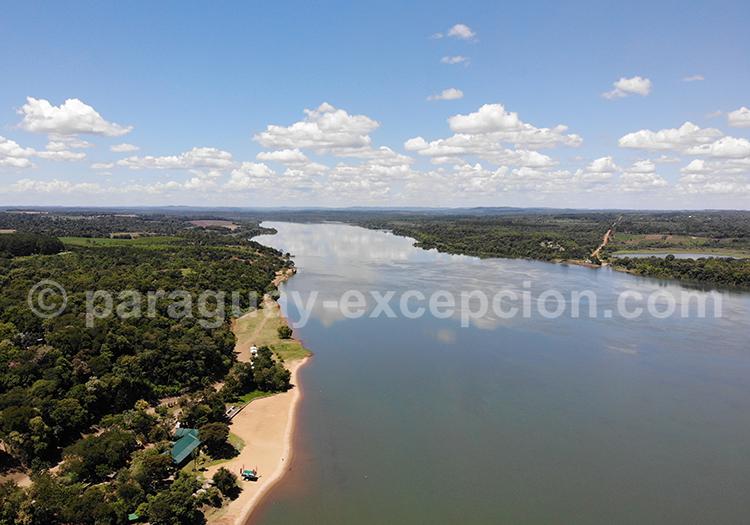 Découvrir le Rio Parana au Paraguay