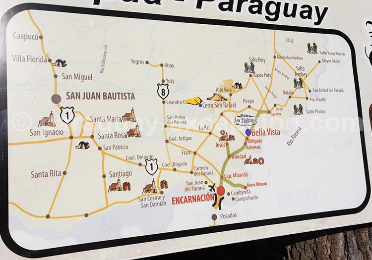 Ferry Bella Vista, liaison entre le Paraguay et l'Argentine