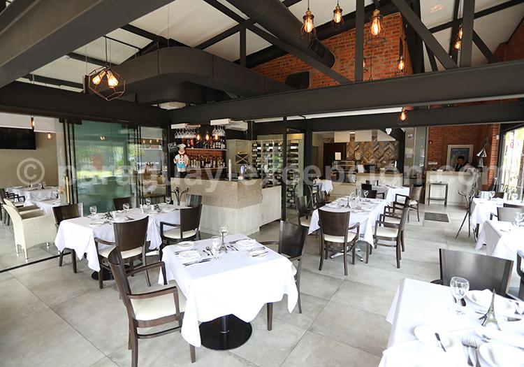 Où manger à Asunción : La Parisienne Bistro, Paraguay