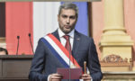 Mario Abdo benitez cc Ministerio de Relaciones Exteriores del Paraguay