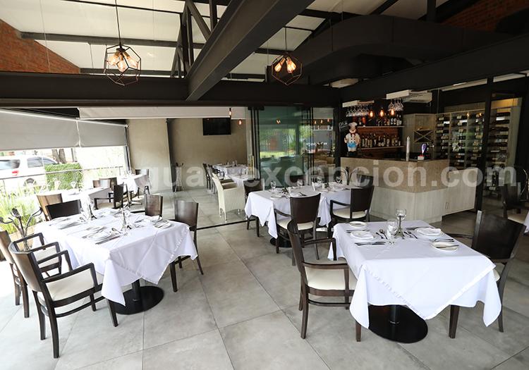 Aller au restaurant La Parisienne, Asuncion