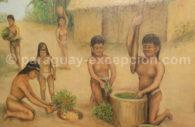 Autochtones du Paraguay