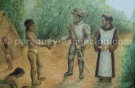 La découverte du Paraguay