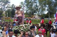 Fête de Saint Thomas. CC Parroise Santo Tomas Apostol Paraguay