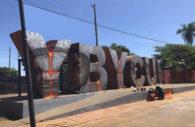 Ville d'ybycui Parguay
